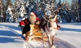 Финляндия на Новый год и Рождество из Одессы!