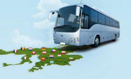 Бронирование автобусных билетов для поездок по Украине, Европе и СНГ.