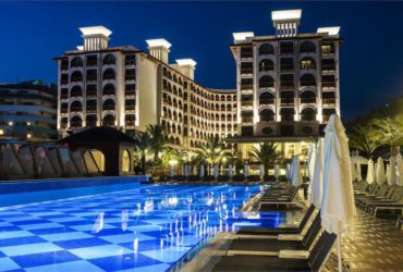 Quattro Beach Resort & Spa 5*