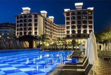 Quattro Beach Resort & Spa 5*