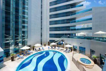 Gulf Court Hotel Business Bay 4*
